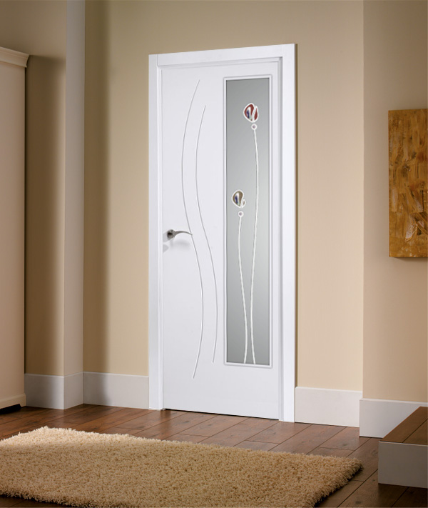 Vidrieras emplomadas para puertas de interior beautiful - Vidrieras para puertas ...