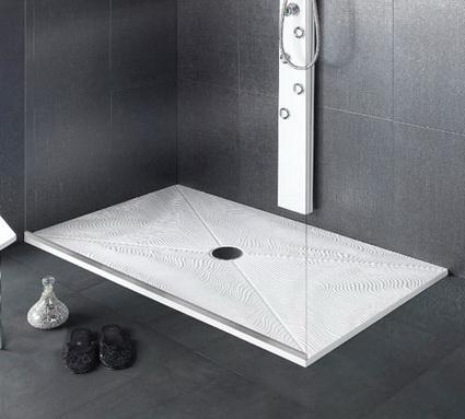 Vidrio y resinas para ba os vidrosvazquez - Platos de ducha diseno ...